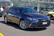 2017 Toyota Camry ASV50R Atara SL Blue 6 Speed Sports Automatic Sedan Strathmore Moonee Valley Preview