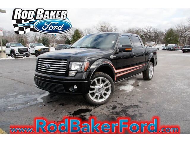 Image 1 of Ford: F-150 4WD SuperCre…