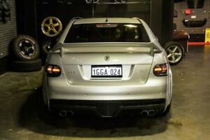 2008 Holden Special Vehicles Clubsport E Series MY09 R8 Nitrate 6 Speed Manual Sedan
