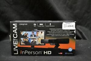 Webcam Creative Livecam Inperso