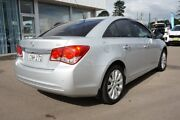 2013 Holden Cruze JH Series II MY13 CDX Silver 6 Speed Sports Automatic Sedan Cardiff Lake Macquarie Area Preview