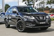 2017 Nissan X-Trail T32 Series II TS X-tronic 4WD Black 7 Speed Constant Variable Wagon Gymea Sutherland Area Preview