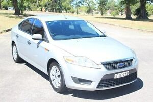 2010 Ford Mondeo MB LX Tdci Silver 6 Speed Direct Shift Hatchback South Maitland Maitland Area Preview