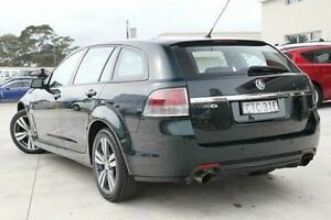 2013 Holden Commodore VF MY14 SV6 Sportwagon Green 6 Speed Sports Automatic Wagon Pennant Hills Hornsby Area Preview