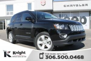 2015 Jeep Compass High Altitude - 5 Year/100000 Gold Plan - Sunr