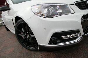 2014 Holden Commodore VF MY15 SS-V Redline White 6 Speed Automatic Sedan Waitara Hornsby Area Preview