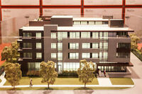 5% DOWN BRAND NEW CONDOS IN BURLINGTON, READY BEFORE SUMMER!!!