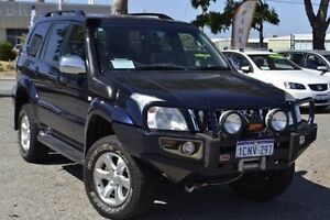 2007 Toyota Landcruiser Prado GRJ120R GXL Blue 5 Speed Automatic Wagon Pearsall Wanneroo Area Preview
