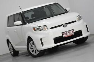 2013 Toyota Rukus AZE151R Build 1 Hatch White 4 Speed Sports Automatic Wagon Kedron Brisbane North East Preview