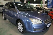 2006 Ford Focus LS CL Blue 5 Speed Manual Hatchback Victoria Park Victoria Park Area Preview