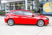 2016 Holden Astra BK MY17 R Red/Black 6 Speed Sports Automatic Hatchback Hillcrest Logan Area Preview