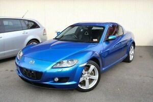 2004 Mazda RX-8 Blue 4 Speed Sports Automatic Coupe Dandenong Greater Dandenong Preview