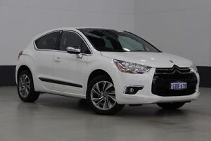 2015 Citroen DS4 MY13 Dsport White 6 Speed Automatic Wagon Bentley Canning Area Preview