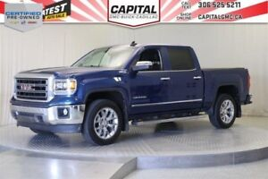 2015 GMC Sierra 1500 SLT Crew Cab *Navigation-Remote Start-Back