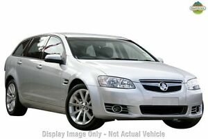 2011 Holden Commodore VE II MY12 Equipe Sportwagon Black 6 Speed Sports Automatic Wagon Blacktown Blacktown Area Preview