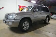 2003 Toyota Landcruiser  Gold Automatic Wagon Fyshwick South Canberra Preview
