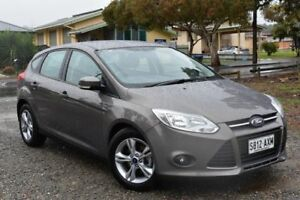 2013 Ford Focus LW MKII Trend PwrShift Brown 6 Speed Sports Automatic Dual Clutch Hatchback St Marys Mitcham Area Preview