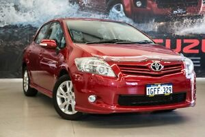 2010 Toyota Corolla ZRE152R MY11 Levin ZR 6 Speed Manual Hatchback Hillman Rockingham Area Preview