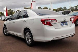 2014 Toyota Camry ASV50R Altise Diamond White 6 Speed Sports Automatic Sedan
