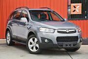 2013 Holden Captiva CG MY13 7 AWD CX Grey 6 Speed Sports Automatic Wagon Molendinar Gold Coast City Preview