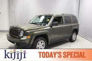 2015 Jeep Patriot 4WD NORTH A/C,