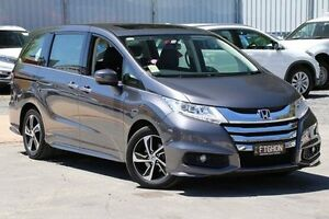 2016 Honda Odyssey RC MY16 VTi-L Grey 7 Speed Constant Variable Wagon Ferntree Gully Knox Area Preview