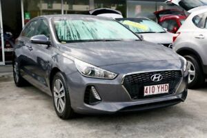 2018 Hyundai i30 PD2 MY18 Active Iron Gray 6 Speed Sports Automatic Hatchback Mount Gravatt Brisbane South East Preview