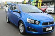 2011 Holden Barina TM Blue 5 Speed Manual Hatchback West Footscray Maribyrnong Area Preview