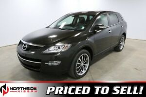 2007 Mazda CX-9 AWD GT Accident Free,  Leather,  Heated Seats,