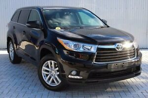 2015 Toyota Kluger GSU55R GX AWD Black 6 Speed Sports Automatic Wagon Embleton Bayswater Area Preview