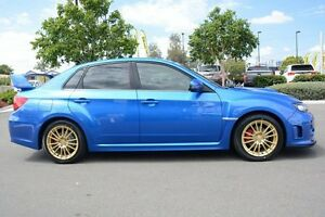 2013 Subaru Impreza G3 MY14 WRX AWD RS40 Blue 5 Speed Manual Sedan Moorooka Brisbane South West Preview