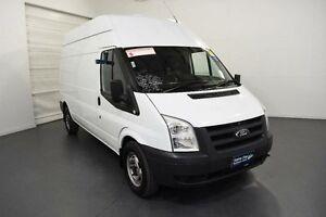 2011 Ford Transit VM MY08 High (LWB) White 6 Speed Manual Van Moorabbin Kingston Area Preview