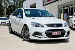 2016 Holden Special Vehicles Senator GEN-F2 MY16 Signature Heron White 6 Speed Sports Automatic Gympie Gympie Area Preview