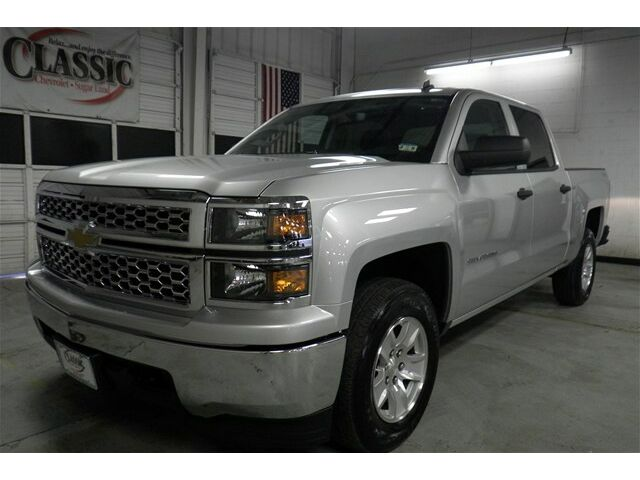 Chevrolet : Silverado 1500 1LT 1 lt certified pre owned v 6 engine just traded in