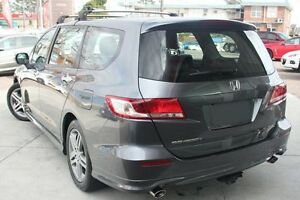 2011 Honda Odyssey RB MY11 Luxury Grey 5 Speed Automatic Wagon