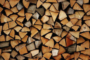 128 Cubic Feet - Full Cord Firewood - BBB A+ Rated, 3 Trucks!