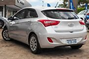 2016 Hyundai i30 GD4 Series II MY17 Active Silver 6 Speed Sports Automatic Hatchback Morley Bayswater Area Preview