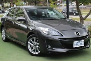 2013 Mazda 3 BL10L2 MY13 SP25 Activematic Grey 5 Speed Sports Automatic Hatchback Berwick Casey Area Preview
