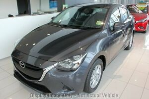 2017 Mazda 2 200PAS4M Jet Black Automatic Liverpool Liverpool Area Preview