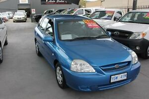 2004 Kia Rio BC Blue 4 Speed Automatic Hatchback Mitchell Gungahlin Area Preview