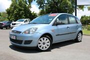 2007 Ford Fiesta WQ LX Blue 4 Speed Automatic Hatchback Earlville Cairns City Preview