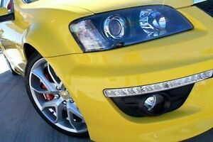 2010 Holden Special Vehicles Maloo E Series 3 R8 Yellow 6 Speed Manual Utility Pennant Hills Hornsby Area Preview
