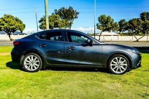 2014 Mazda 3 BM5236 SP25 SKYACTIV-MT Grey 6 Speed Manual Sedan Wangara Wanneroo Area Preview