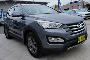 2015 Hyundai Santa Fe DM2 MY15 Active Grey 6 Speed Sports Automatic Wagon Pearce Woden Valley Preview