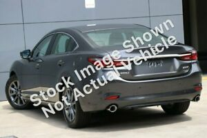 2020 Mazda 6 GL1033 Touring SKYACTIV-Drive Grey 6 Speed Sports Automatic Sedan Capalaba Brisbane South East Preview