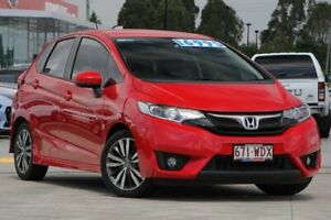 2016 Honda Jazz GF MY16 VTi-S Red 1 Speed Constant Variable Hatchback Brendale Pine Rivers Area Preview