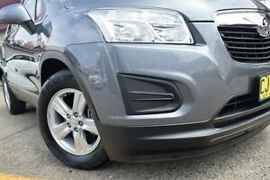 2013 Holden Trax TJ LS Grey 6 Speed Automatic Wagon Homebush Strathfield Area Preview