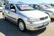 2001 Holden Astra TS City 4 Speed Automatic Hatchback Ringwood East Maroondah Area Preview