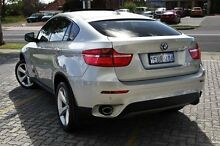 2009 BMW X6  Silver Sports Automatic Wagon St James Victoria Park Area Preview