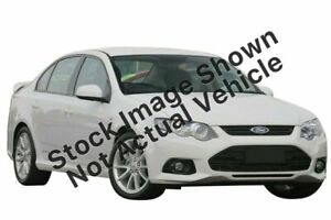 2014 Ford Falcon FG MkII XR6 White 6 Speed Sports Automatic Sedan Wangara Wanneroo Area Preview
